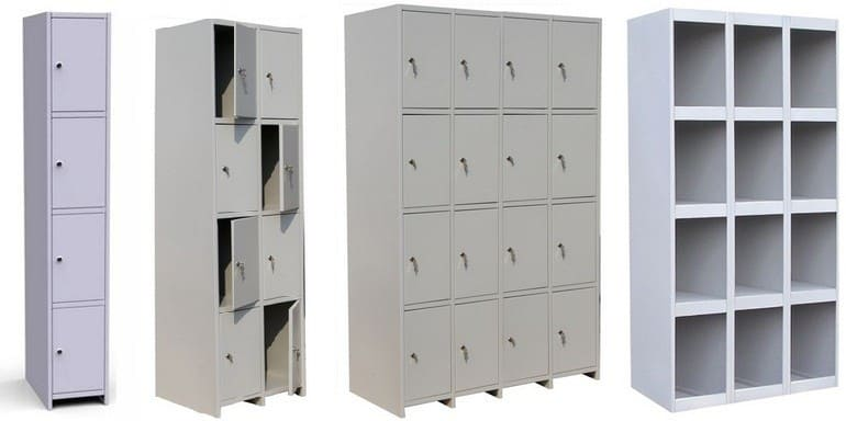 Изготовление металлических шкафов